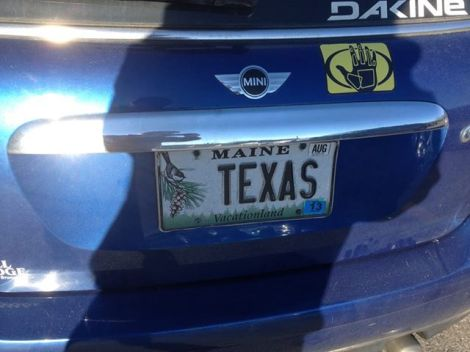texasplate